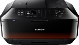 Canon Pixma MX925 All-in-One Farbtintenstrahl-Multifunktionsgerät (Drucker, Scanner, Kopierer, Fax, USB, WLAN, LAN, Apple AirPrint) schwarz - 1