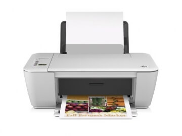 HP Deskjet 2540 Test