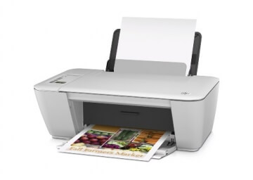 HP Deskjet 2540 All-in-One Druckerserie (Drucken, Kopieren, Scannen, USB, WLAN, 4800x1200 dpi) - 3