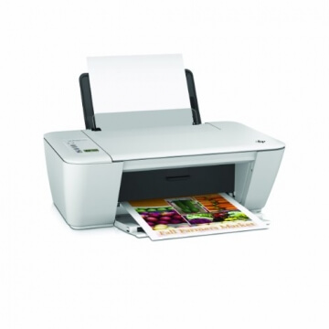 HP Deskjet 2540 All-in-One Druckerserie (Drucken, Kopieren, Scannen, USB, WLAN, 4800x1200 dpi) - 4