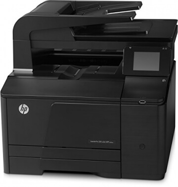 HP LaserJet Pro 200 M276nw e-All-in-One Farblaser Multifunktionsdrucker (A4, Drucker, Scanner, Kopierer, Wlan, Ethernet, USB, 600x600) - 6