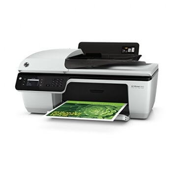 HP Officejet 2620 All-in-One Multifunktionsgerät (Scanner, Kopierer, Drucker, Fax, USB 2.0) weiß/schwarz - 3