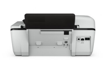 HP Officejet 2620 All-in-One Multifunktionsgerät (Scanner, Kopierer, Drucker, Fax, USB 2.0) weiß/schwarz - 9